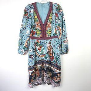 Akemi + Kin Anthropologie Karmina Beaded Dress